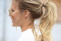 Hair / by Ashley Vartanian