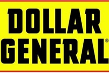 Dollar: General, Tree & Family / by True Couponing
