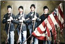 History: Civil War / by Taronna McKee