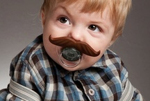Moustaches? / by Wendy Kastner