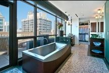 Stylish Bathrooms / by Homes.com