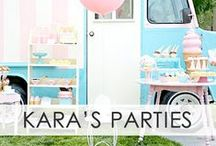 Party Decor - Web Sites / Good decoration ideas for any kind of party! / by Annamaria Cysneiros