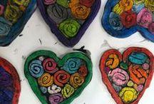*teach * clay*  / by Stacey Sattler