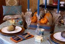 Thanksgiving / Autumn / by Annamaria Cysneiros
