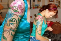 Tattoos I like / by Tiffany Roberson