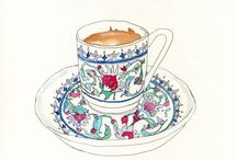 Illustration / Beautiful vintage graphic design, paintings and patterns   / by Anna Takayoshi