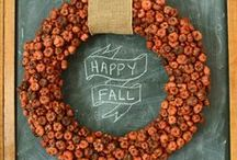 Holiday Crafts - Fall / by Wendy Kastner