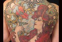 Ink / by Mina Sanders