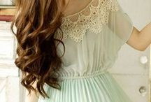 Fashion / Cute outfits and dresses  / by Nicole Latini