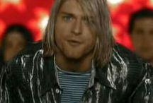 Nirvana ~ Kurt Cobain / by Marie