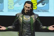 Tom Hiddleston and other life ruiners (but mostly Tom) / by Diana Chappell