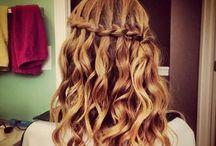 Cute Hair Styles / Luv the hair / by Carly