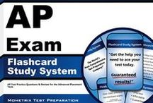 Advanced Placement Test Study Resources / A collection of Advanced Placement test study aids to help you prepare for Advanced Placement test. Practice questions, flashcards, and a study guide that can help on the test. / by Test Prep Review - Free Practice Tests