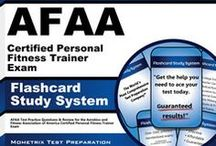 AFAA Test / A collection of AFAA  test study aids to help prepare for the AFAA test. Practice questions, flashcards, and a study guide that can help on the test. / by Test Prep Review - Free Practice Tests