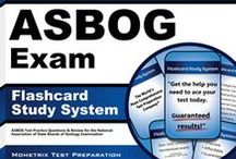 ASBOG Test Study Resources / A collection of ASBOG test study aids to help you prepare for the ASBOG test. Practice questions, flashcards, and a study guide that can help on the test. / by Test Prep Review - Free Practice Tests
