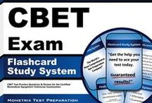 CBET Test Study Resources / A collection of CBET test study aids to help you prepare for the CBET test. Practice questions, flashcards, and a study guide that can help on the test. / by Test Prep Review - Free Practice Tests