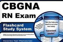 CBGNA RN Test Study Resources / A collection of CBGNA RN test study aids to help you prepare for the CBGNA RN test. Practice questions, flashcards, and a study guide that can help on the test. / by Test Prep Review - Free Practice Tests