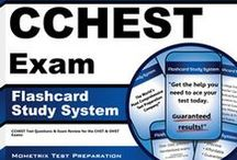 CCHEST Test Study Resources / A collection of CHST test study aids to help you prepare for the CHST test. Practice questions, flashcards, and a study guide that can help on the test. / by Test Prep Review - Free Practice Tests