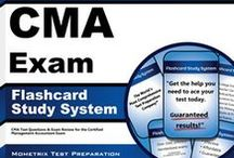 CMA Part 2: Financial Decision Making Test Study Resources / A collection of CMA Part 2: Financial Decision Making test study aids to help you prepare for the CMA Part 2: Financial Decision Making test. Practice questions, flashcards, and a study guide that can help on the test.  / by Test Prep Review - Free Practice Tests