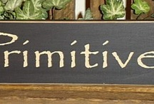 Primitive / by eenentwee