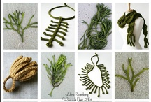 necklaces / by stuff nonsense