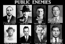 ORIGINAL GANGSTERS / Make no mistake  there is a  huge difference in a  *REAL* gangster and a wanna be thug / by Concerned Citizen