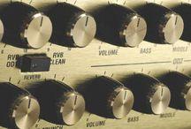 Amplifiers / by Eddy Arthursson