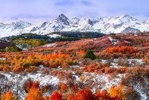 Colorado State Parks * National Parks / Conservation in the state of Colorado * Colorado State Parks * Colorado National Parks and National Forests / by GR2Conserve