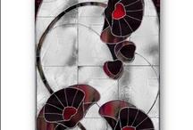 Stained Glass  / by Shila Karimi-Johnston