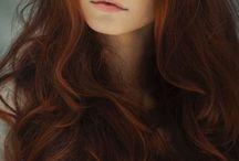 Beautiful Hair: Red / by Rosie Perkins