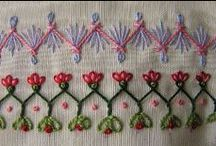 Embroidery Stitches / by Maria Gauld (Board #3)