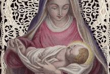 With her Love / The blessed virgin Mary is also our mother and a direct