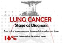 Lung Cancer/Lung Health / @secondopiniontv / by Second Opinion