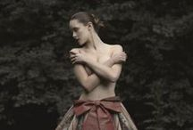 Joan for KOKOSHE / KOKOSHE Clothing design concepts. / by Tomek Jankowski Photography