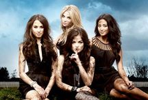 Pretty Little Liars  / My obssesion with pretty little Liars  / by Nani