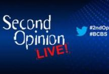 Second Opinion LIVE! / Second Opinion's monthly live web and radio broadcast featuring health experts to answer your questions. Call in toll free at (844) 295-8255 or tweet us @secondopiniontv #2ndOp. / by Second Opinion