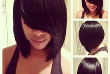 Hairstyle gallery / by tiana brown