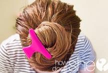 Get My Hair Did! / by Jenisha Jenkins