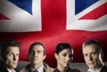 British TV / The Best of British TV. / by Norah Hunter