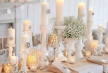 Centerpiece ideas / Centerpiece ideas  / by St. Augustine Weddings & Special Events