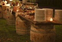 creative buffets / by St. Augustine Weddings & Special Events