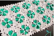 Crochet & Crochet project ideas / by Laura Foster