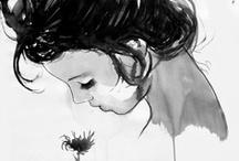 illustration / by Nikki Permana