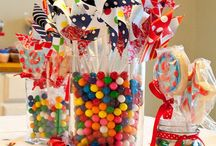 Party Ideas for Little Ones / A million and one ways to make your little one's birthday special! / by iddle peeps