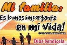 FAMILIA / by Mely Rdz.