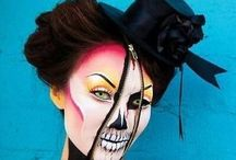 Horror makeup / Loads of #horrormakeup pictures  / by Absolute horror movies