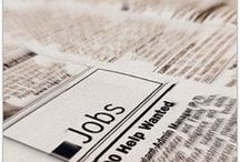 Job Search: Resume & Interviewing Tips / Job Search ideas and tools. Resume writing tips, cover letters, interviewing tips. / by AKWagner Consulting for Nonprofits & Small Businesses