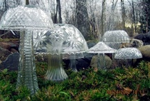 GARDEN DECORATIONS / by Sharon Prether