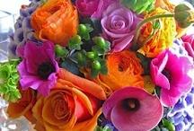 FLOWER ARRANGEMENTS / by Sharon Prether