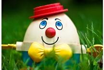 Humpty Dumpty :) / by Lori